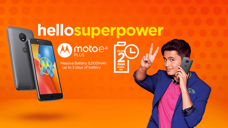 Moto E4 Plus With Massive Battery And Nougat OS Now Available At Lazada PH