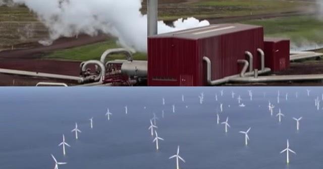 Jenis-Jenis Sumber Energi yang Ada di Bumi