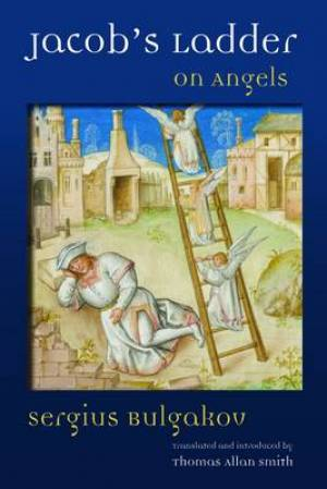 The Lost Apocrypha of the Old Testament/The Ladder of Jacob