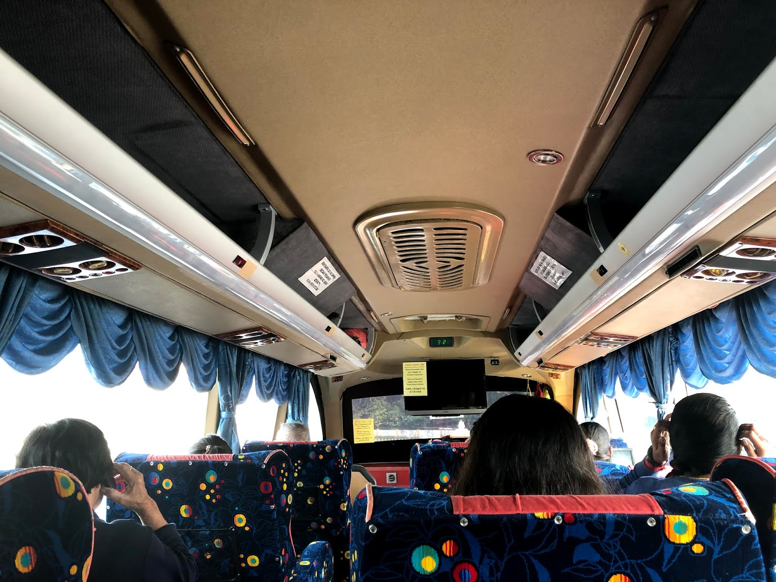 Ipoh by Bus