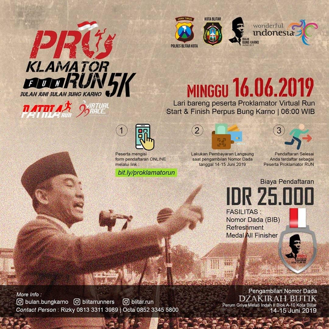 PROklamator Fun Run • 2019