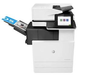 HP Color LaserJet Managed MFP E87640dn Plus Driver Download, Review
