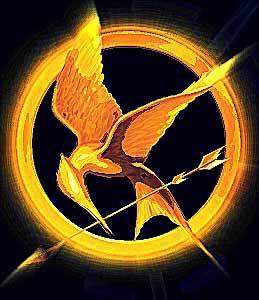 Hunger Games Logo(Smilkman) emblem squad mobile legend
