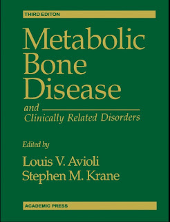 Metabolic Bone Disease and Clinically Related Disorders 3rd Edition