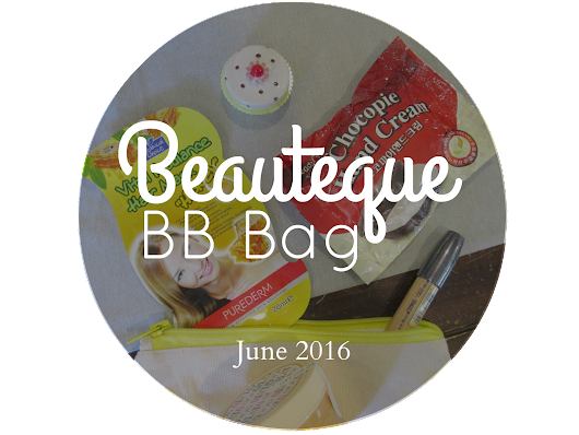 Beauteque Monthly BB Bag June 2016 Review