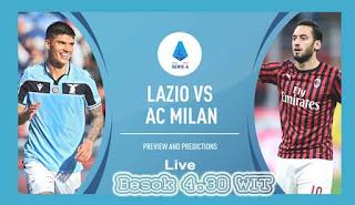 Prediksi Pertandingan Ac Milan vs Lazio Besok Pagi