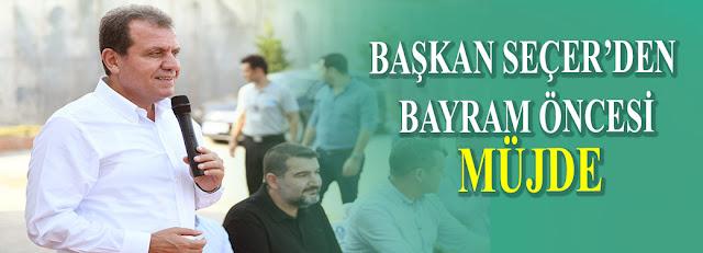MANŞET, Mersin Büyük Şehir Belediyesi, Vahap Seçer, CHP ANAMUR, Anamur Haber, Mersin Haber,