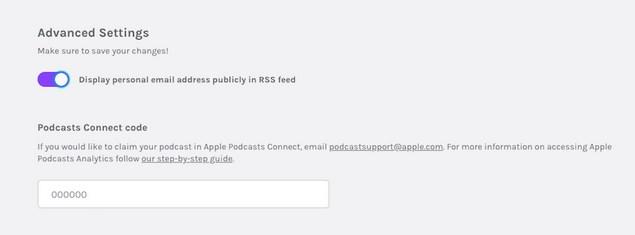 cara membagikan podcast dari anchor ke spotify