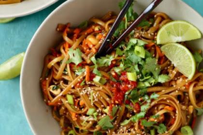 SPICY THAI NOODLES RECIPE