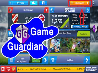 Cara Hack Coin Dream League Soccer 2017    Menggunakan Aplikasi Game Guardian #Root
