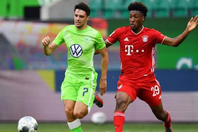 ملخص واهداف مباراة بايرن ميونخ وفولفسبورج (4-0) الدوري الالماني