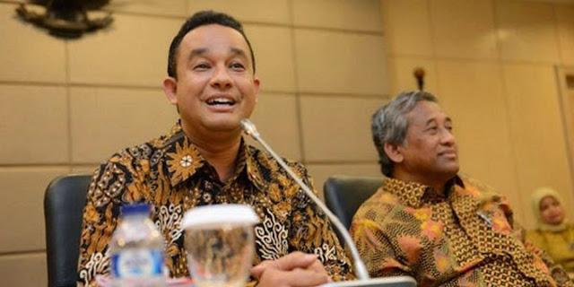 Gubernur Anies Baswedan Tetapkan UMP DKI Rp 4,2 Juta, Buruh Gratis Naik TransJakarta