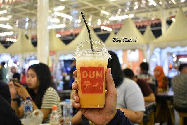 Medan Night Market: Akhirnya bisa kesini - Thai tea