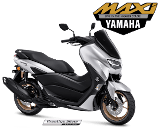 all new nmax connected silver