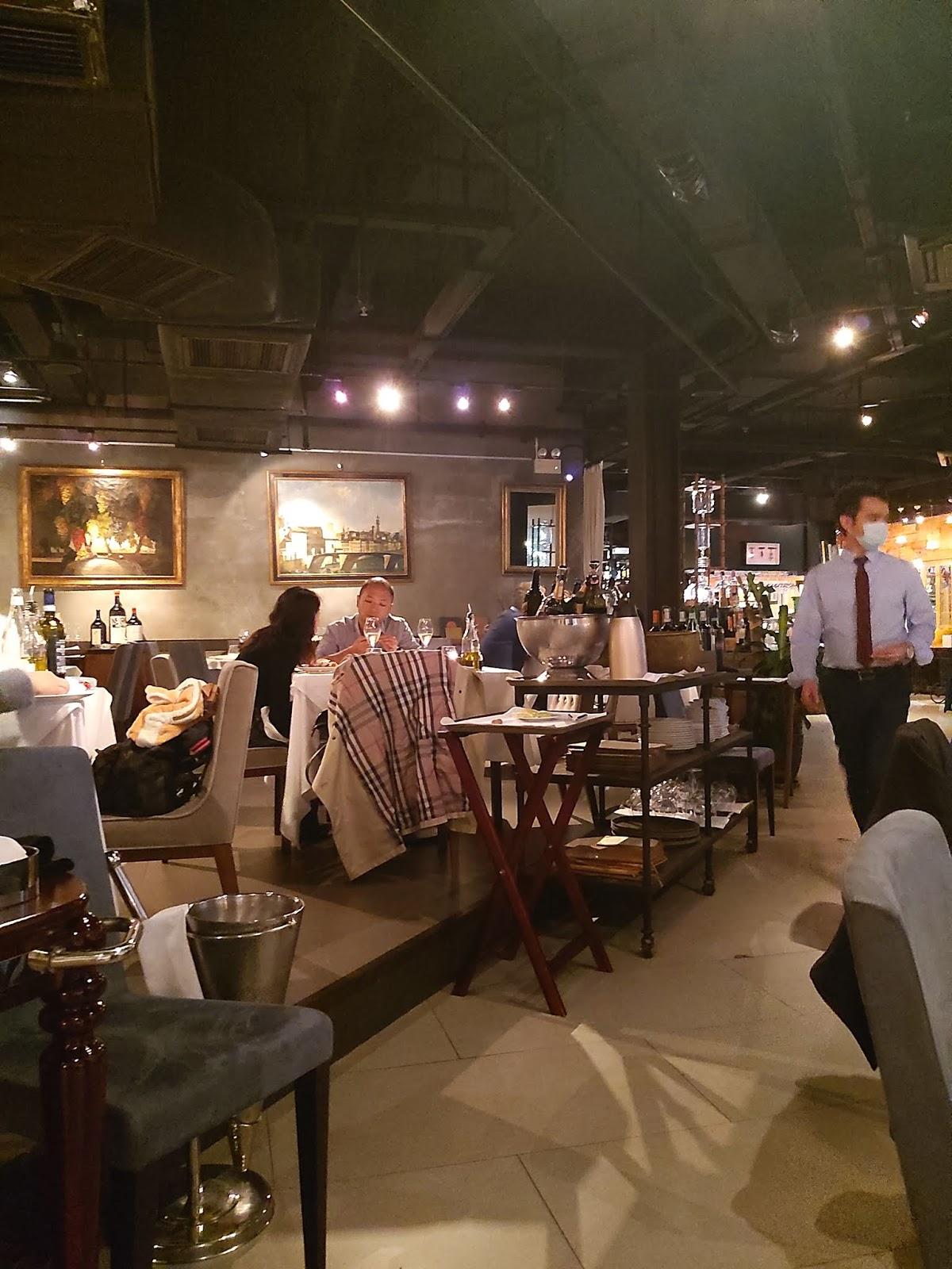 不丹: 是命中注定的旅程 Bhutan: It is Fate ~: 香港 - 分域碼頭 ~ Giá Trattoria Italiana 餐廳 & 意大利食品店 Mercato by Giando