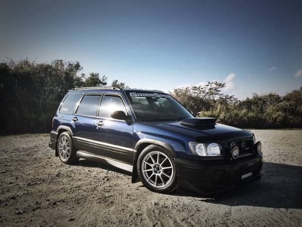 Daily Driver, Subaru Forester 2001