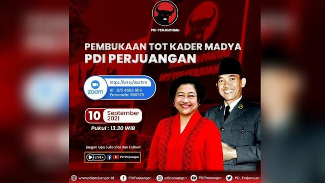 Disebut Hadiri Acara Pendidikan Kader Madya PDIP, Wajah Megawati Belum Terlihat