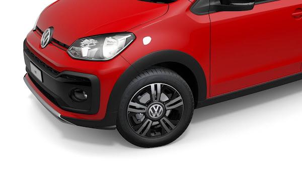 VW Up! 2021 Extreme chega às lojas - preço R$ 60.090