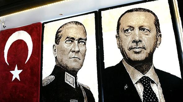 Ο Ερντογάν αποποιείται τον Κεμαλισμό και στοχεύει στο Αιγαίο