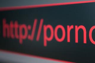 Ilustrasi Konten Porno (sumber: kompas.com)