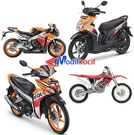 Gambar Harga Motor Honda