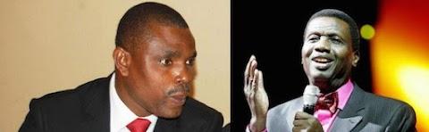 Adeboye: Buhari sacks Jim Obazee as FRN Executive Secretary, appoints Daniel Asapokhai