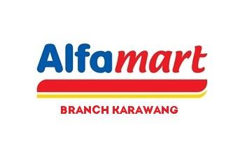 Lowongan Kerja Alfamart Branch Karawang