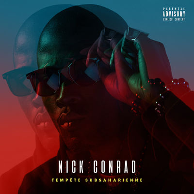 Nick Conrad - Tempete Subsaharienne - Album Download, Itunes Cover, Official Cover, Album CD Cover Art, Tracklist