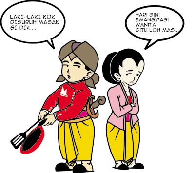Emansipasi Wanita Menurut Islam Sidakangen Web Blog Com