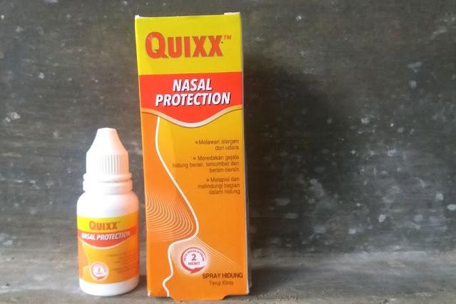 Napas Lebih Nyaman Dengan Quixx Nasal Protection