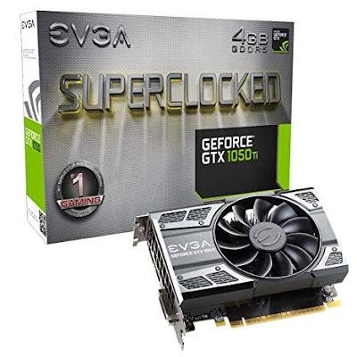 NVidia GeForce GTX 1050 Ti完全ドライバーのダウンロード