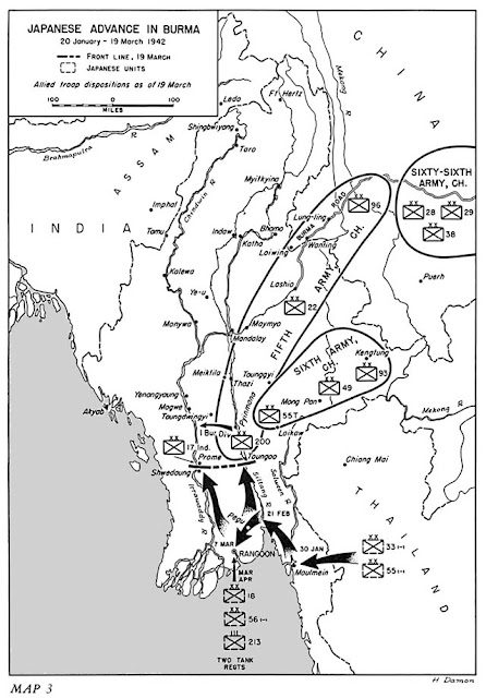 Map of Burma as of 19 March 1942 worldwartwo.filminspector.com