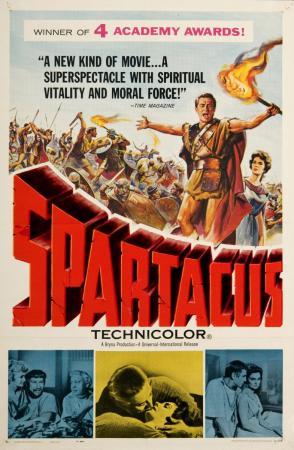 Espartaco - Spartacus - PELICULA - EEUU - 1960