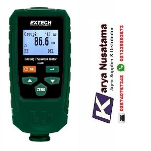 Jual Extech CG206 Coating Thickness Tester Calibration di Aceh