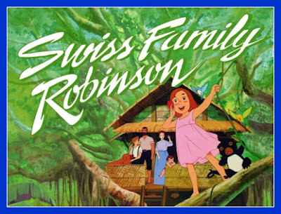 World Masterpiece Theater: The Swiss Family Robinson: Flone of the Mysterious Island