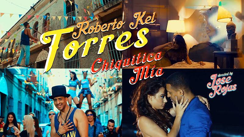 Roberto Kel Torres - ¨Chiquitica mía¨ - Videoclip - Dirección: Jose Rojas. Portal del Vídeo Clip Cubano