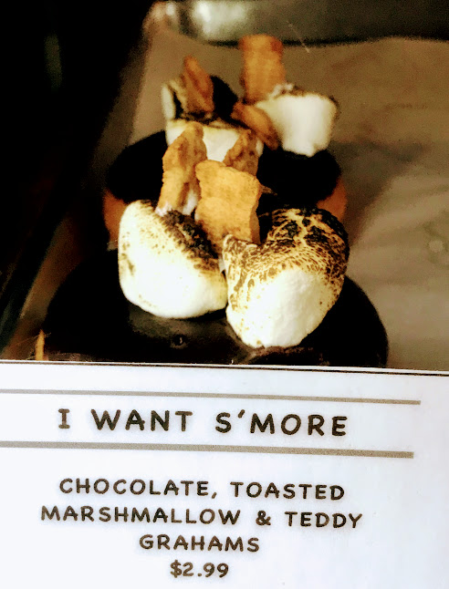 Smores Donuts on Display at the Urban Donut Shop In Dallas Texas: The Joyful List