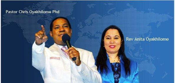 Fair skinned ladies in Christ Embassy allegedly hustle to become the next Mrs Oyakhilome?