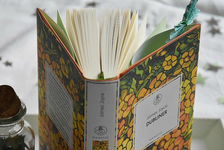 Dubliner-von-James Joyce-Manesse-Bibliothek