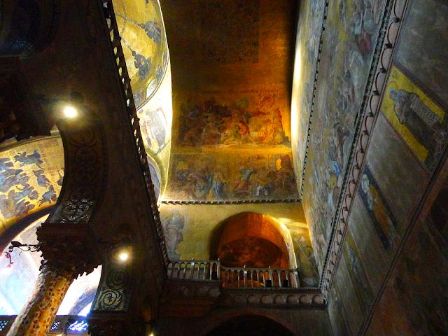 Za vstup do baziliky Svatého Marka se začne platit,