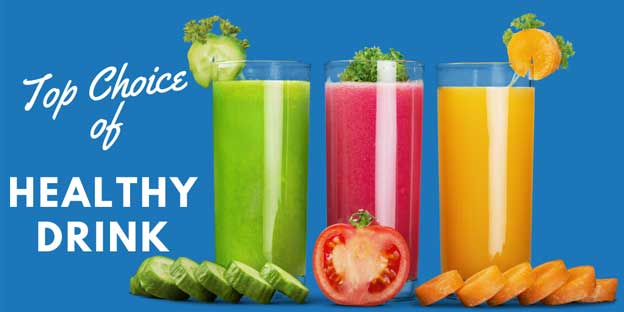 Top Choices of Healthy Fast Food Drink
