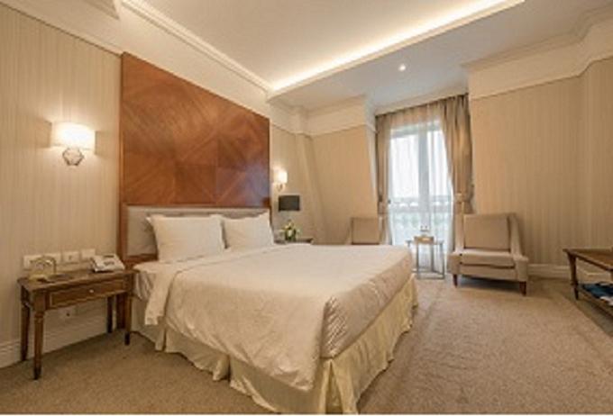Phòng Deluxe Room FLC Vĩnh Phúc