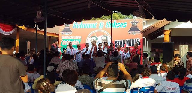 Portofolio | Event Organizer medan Pak Djarot dan Sihar
