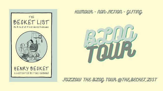 The Becket List Book Tour