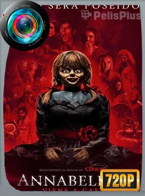 Annabelle 3: Viene a casa (2019) HDRip 720p Audio Dual Latino-Ingles [GoogleDrive] DizonHD