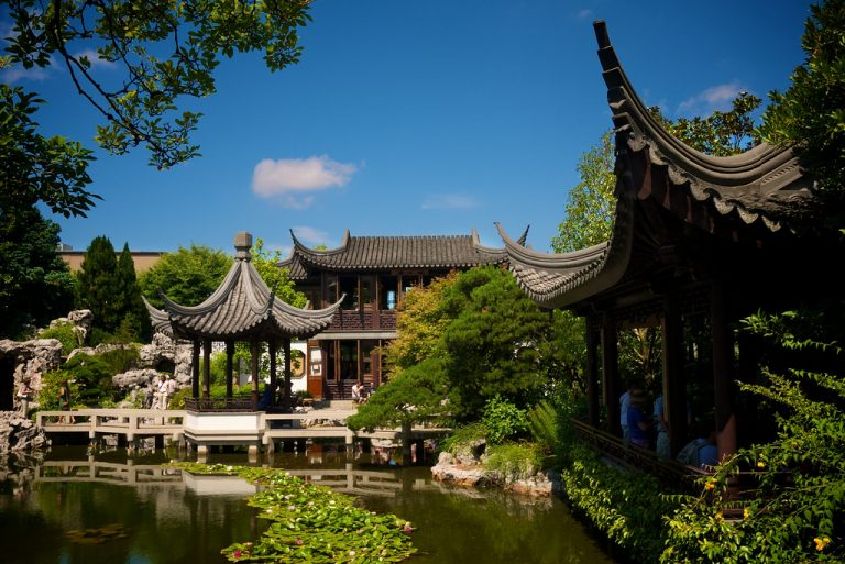 Things to Do in Portland - Admire The Beauty Of Lan Su Chinese Garden