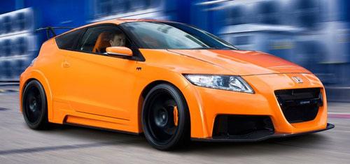 Honda Crz Mugen Rr
