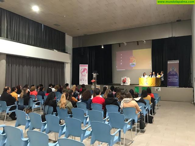 Villa de Mazo celebra la segunda edición de las Jornadas de lactancia materna