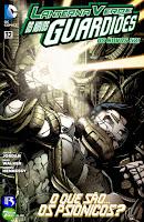 Os Novos 52! Lanterna Verde - Os Novos Guardiões #32