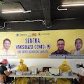 DPD Golkar Provinsi DKI Jakarta Ikut Serta Mensukseskan Program Pemerintah Dengan Pelaksanaan Vaksin
